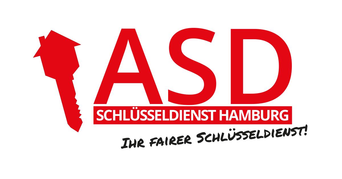 ASD Schlüsseldienst Hamburg Logo